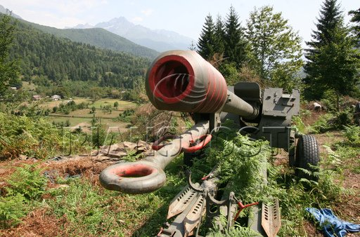 2008 South Ossetia War: Photos and Videos F47c2d3e3a44