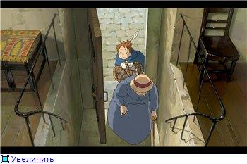 Ходячий замок / Движущийся замок Хаула / Howl's Moving Castle / Howl no Ugoku Shiro / ハウルの動く城 (2004 г. Полнометражный) D64391362aa2t