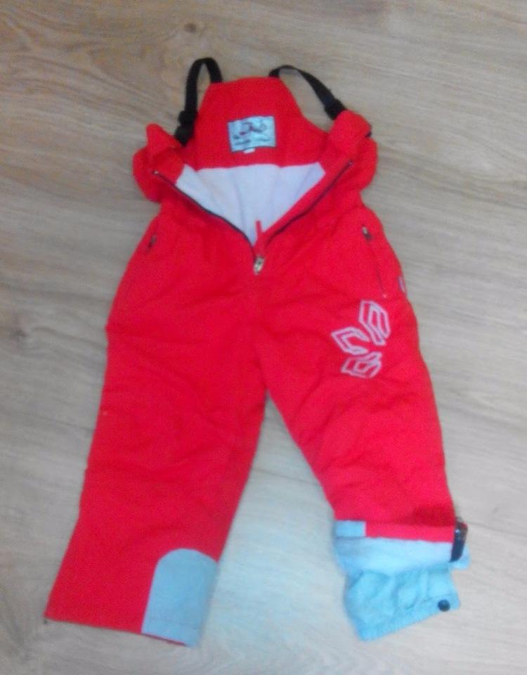 Зимний термокомбинезон куртка+штаны Scorpian для девочки 104 размер 87cd8ffbcce2