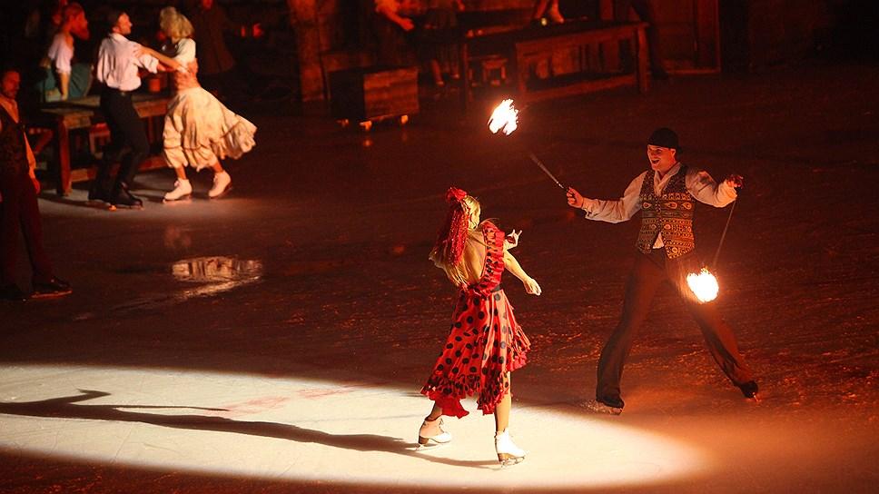 """Carmen on ice"". Краснодар, далее, везде (турне 2016-2017) 056fe7294698"