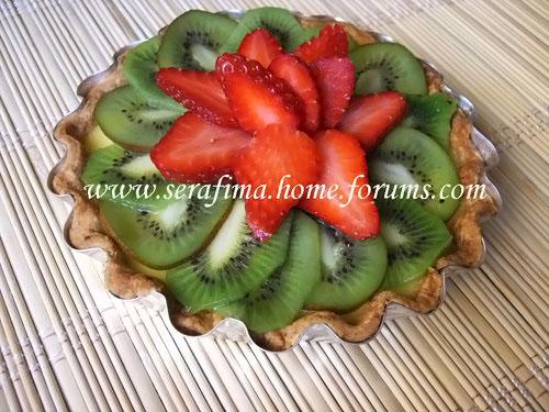 Фруктово-ягодные десерты 2377511c5911