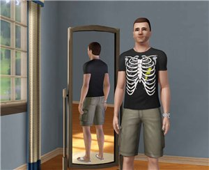 Повседневная одежда (свитера, футболки, рубашки) - Страница 5 98789ce18278