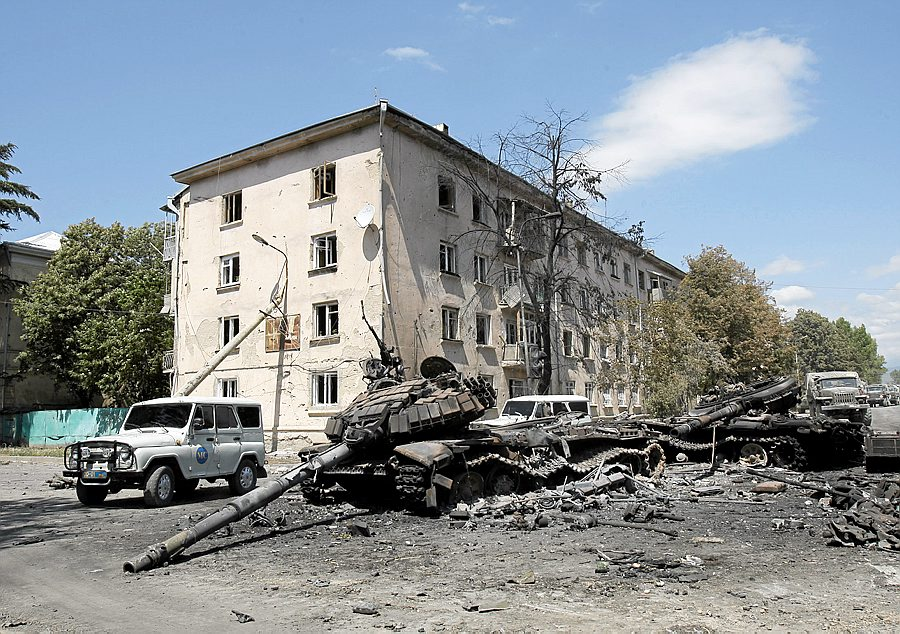 2008 South Ossetia War: Photos and Videos 97ac1611c155