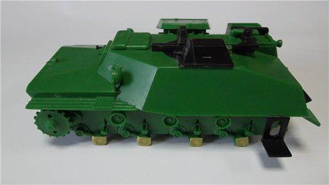 Катюша БМ-8-24 на Т-40, 1/35, (Старт) 90bf24ed9651