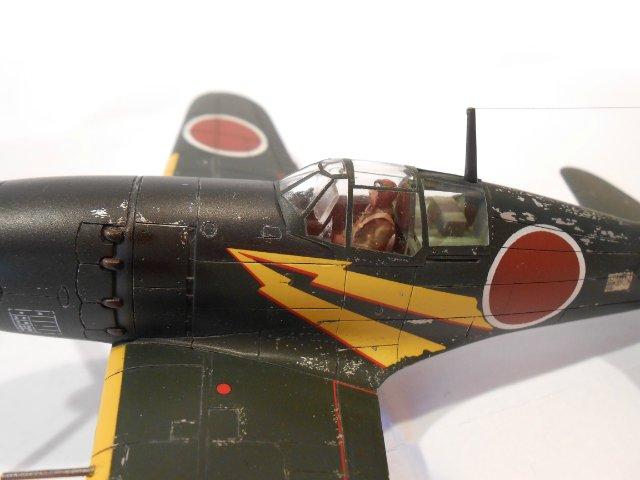 Mitsubishi J2M3 Raiden 1/72 Hasegawa - Страница 3 Ffb3c402b54a