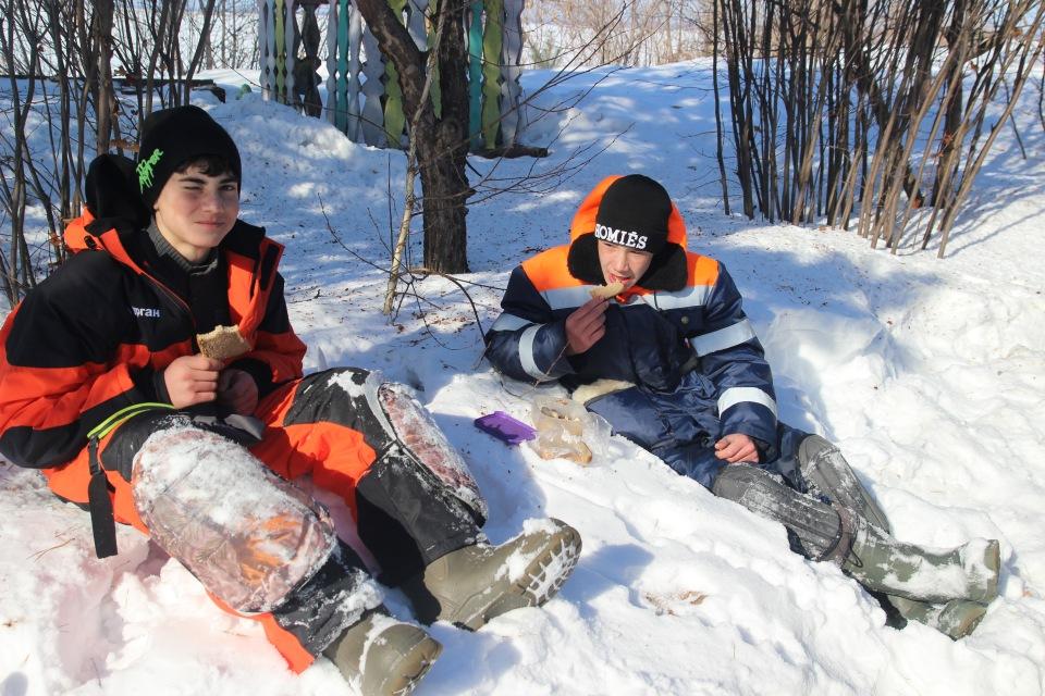 Первенство города Кургана по ловле на мормышку со льда среди юношей и девушек с 14 до 17 лет. De12556b27cb
