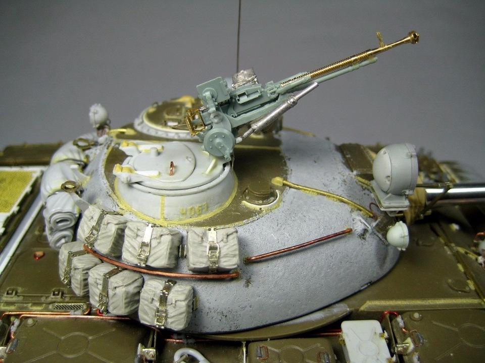 Т-55. ОКСВА. Афганистан 1980 год. - Страница 2 33a6b81876cc