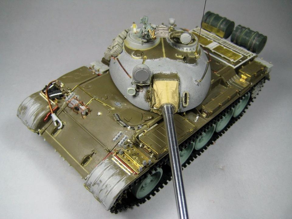 Т-55. ОКСВА. Афганистан 1980 год. - Страница 2 000a5c69517c