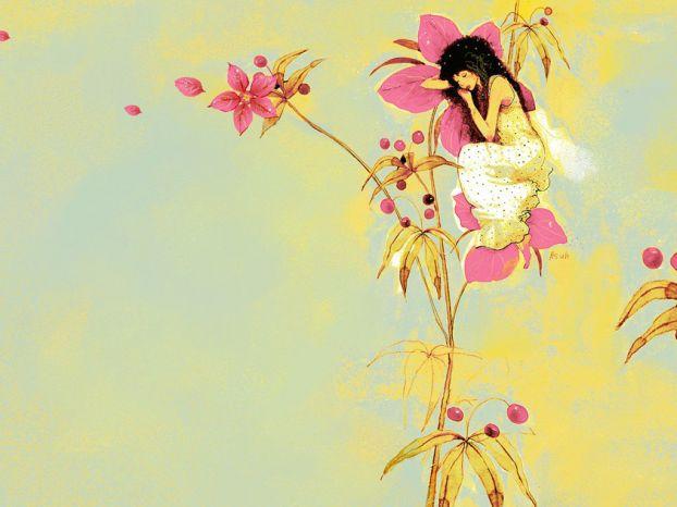 Корейская художница Christian Asuh 3e9cbe5a6810