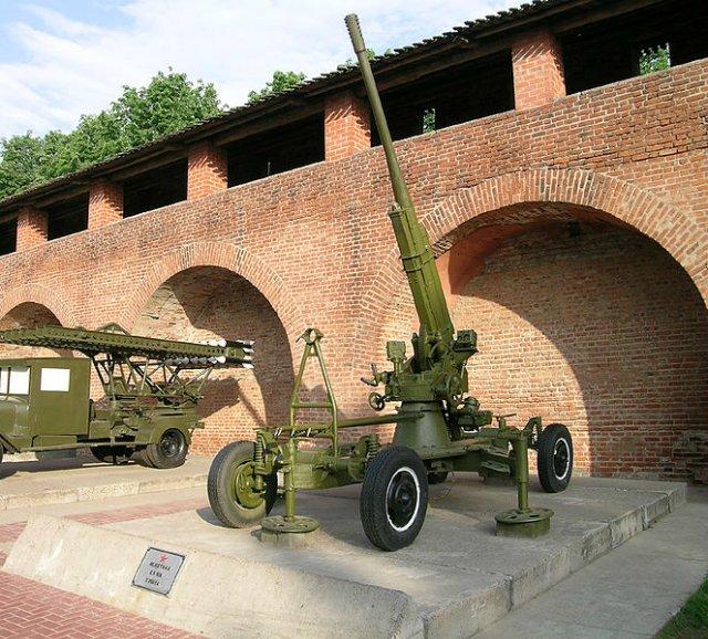 Снаряд О-365 (О-365К) от унитарного выстрела УО-365К (корпус) 5bd8bc77cc3b