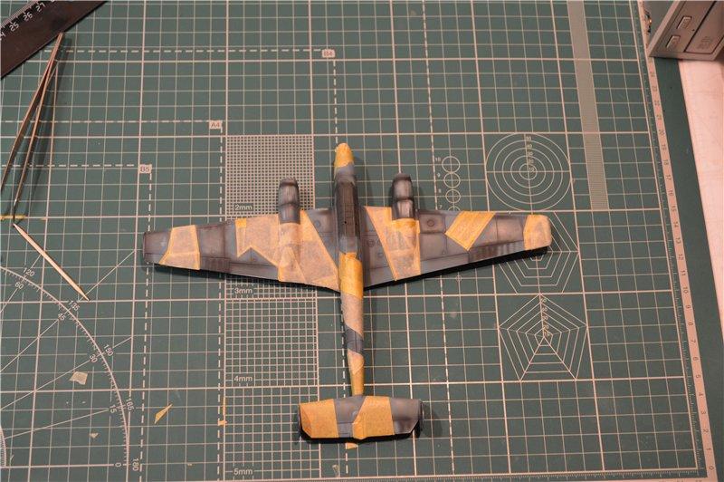 Bf-110 C-4/B (Airfix)  1/72 8e1711f23092