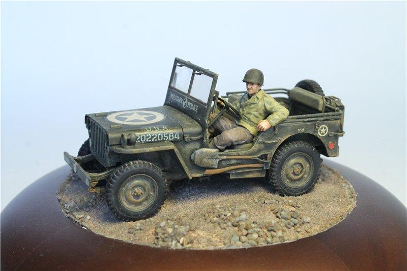 Tamiya 35219 Jeep Willys MB 1/4-ton 4x4 truck 1:35 4b81e7c61ea2