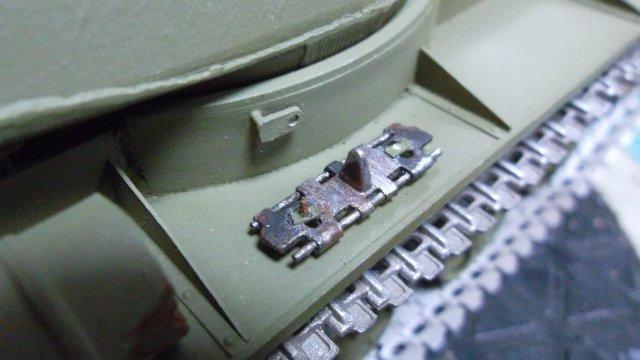 КВ-85, 1/35, (Восточный Экспресс 35102). C31dbbc0239d