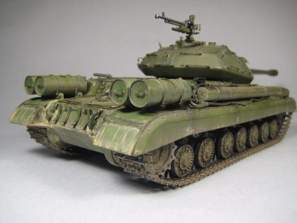 ИС-4М. Забайкальский ВО. 1962 год 3e578aa1f1c9