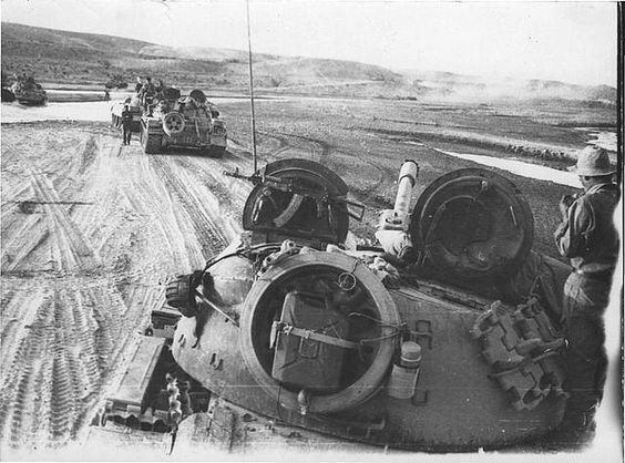 Т-55. ОКСВА. Афганистан 1980 год. 9b663436cf2d