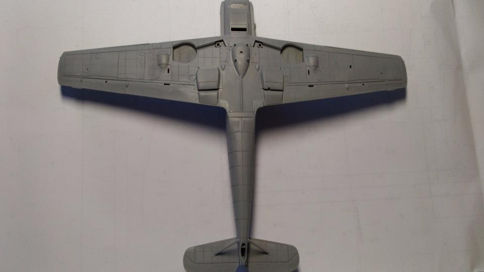 Bf 109 E7/Trop Tamiya 1:48 7e0c6e275607