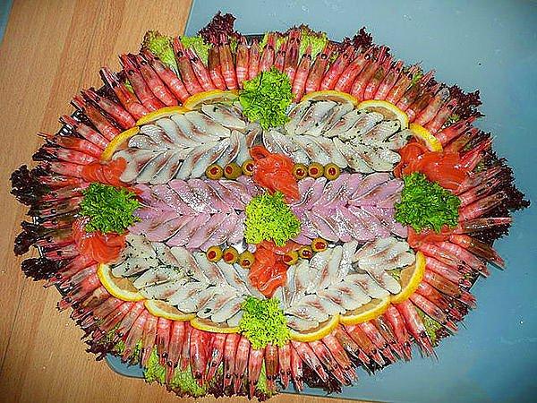 Фотоподборка оригинально оформленных блюд 260c1f834163