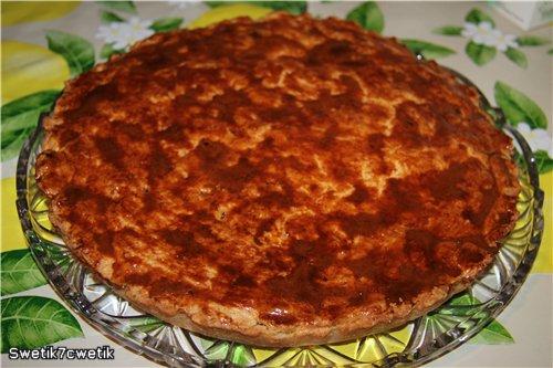 Энгадинский ореховый торт C45734f9196e