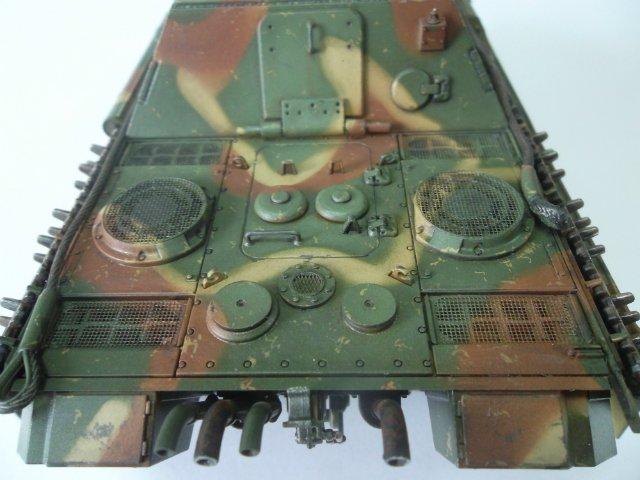 Jagdpanther, 1/35, («Tamiya» 35203). - Страница 2 E7f07008abc3