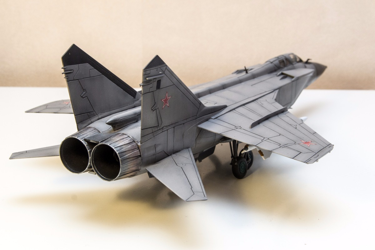 МиГ-31. Звезда, 1:72 8c96e12e8da6