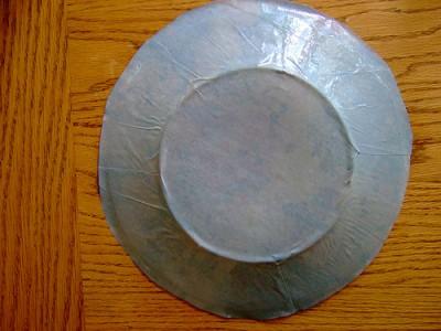 Эксклюзивные тарелки своими руками 7abcab2b2504