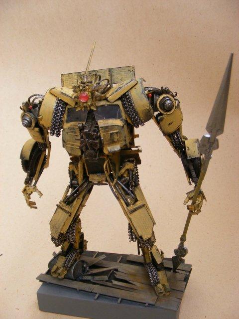Робот трансформер(не трансформирующийся правда :) ) F6d160b0c157