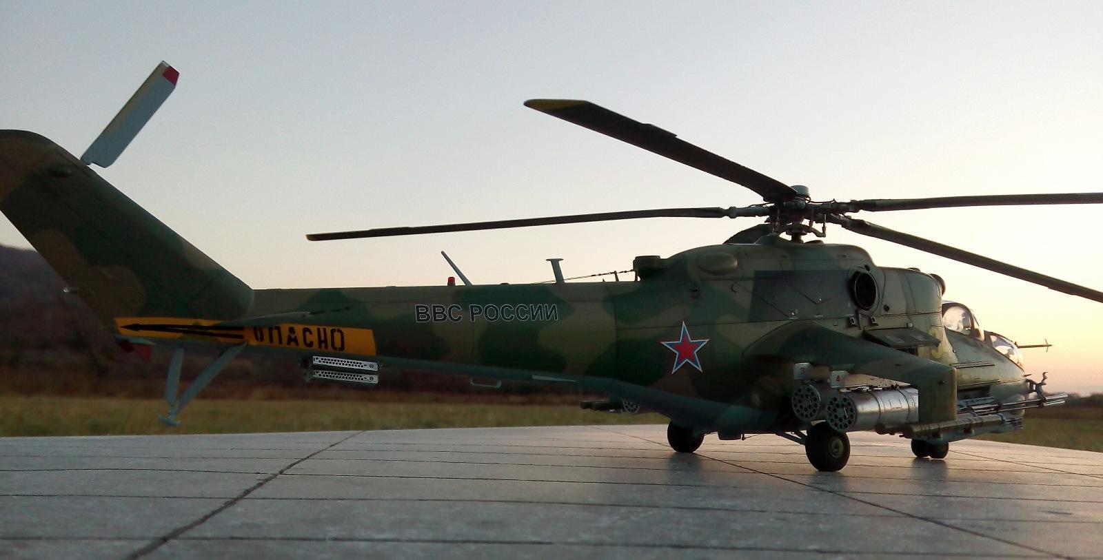 Ми-24П. Trumpeter. 1/35 A1fc16ff8081