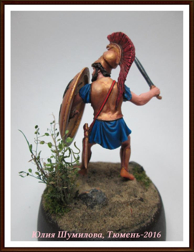 Греческий гоплит, 5 в. до н.э. 35ca8fb2044f