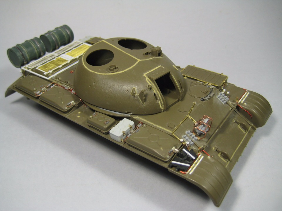 Т-55. ОКСВА. Афганистан 1980 год. 57de3acb0868