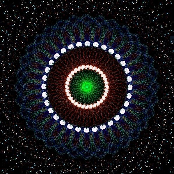 Мандалы для коллективных медитаций а так-же для индивидуального назначения. - Страница 2 92a6b1b8ecc5