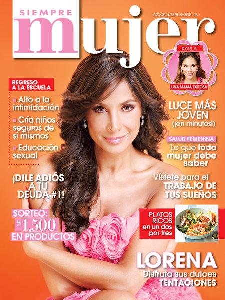 Лорена Рохас/Lorena Rojas - Страница 2 E538571a28fd