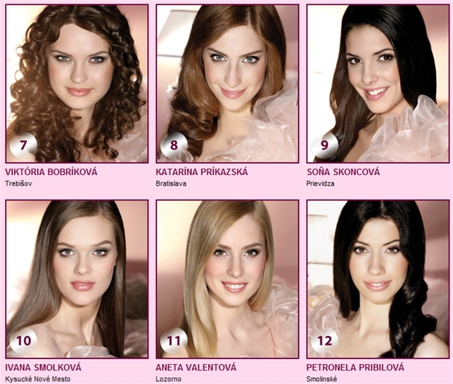 Road to MISS WORLD SLOVAKIA 2009™ Contestants REVEALED on p3 - Page 5 E2fb8f454cc9