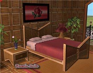 Спальни, кровати (деревенский стиль) - Страница 2 Fa557a4c28e8