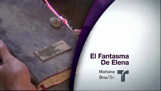 Призрак Элены / El Fantasma de Elena - Страница 5 4322e70aefd2