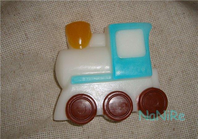Разноцветное мыло - Страница 4 223e93435908