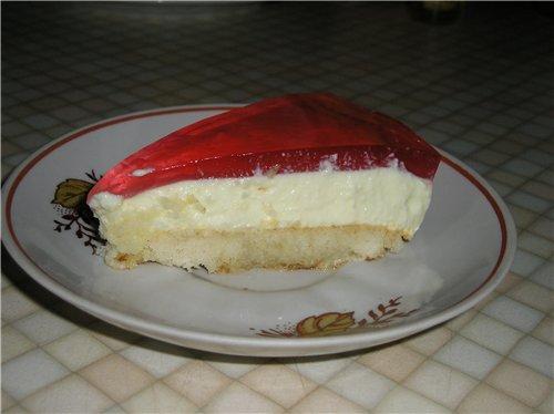 Чиз-кейк с нежным фруктовым творогом и желейной заливкой (без выпечки) - Страница 3 Dafbe5439c0d