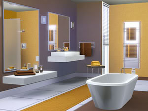 Ванные комнаты (модерн) - Страница 2 Cfd7691c274f