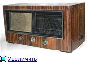 """1941 год. Радиоприемник """" T165"""". (Radiotehnika). Edfce59583ddt"""