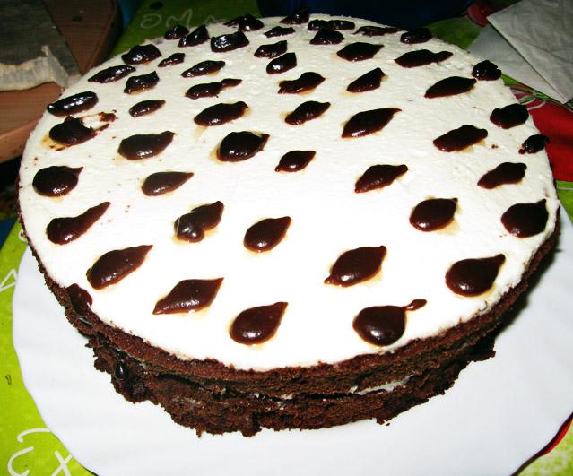 """Торт """"Шоколад на кипятке"""" 6702c9b52e10"""