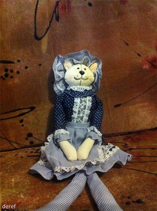 Кукла Аннелизы Михель  87efc7054354
