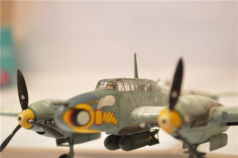 Bf-110 C-4/B (Airfix)  1/72 0f8208e362d9