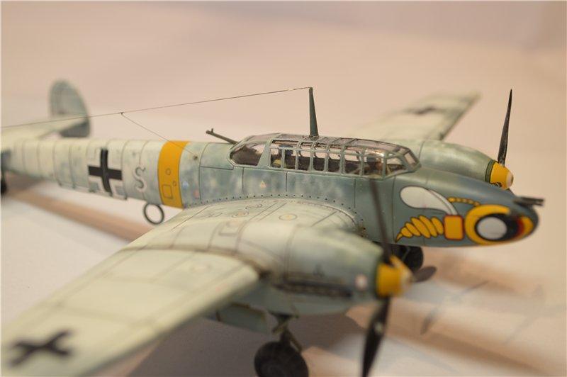 Bf-110 C-4/B (Airfix)  1/72 92350cd7ab5b