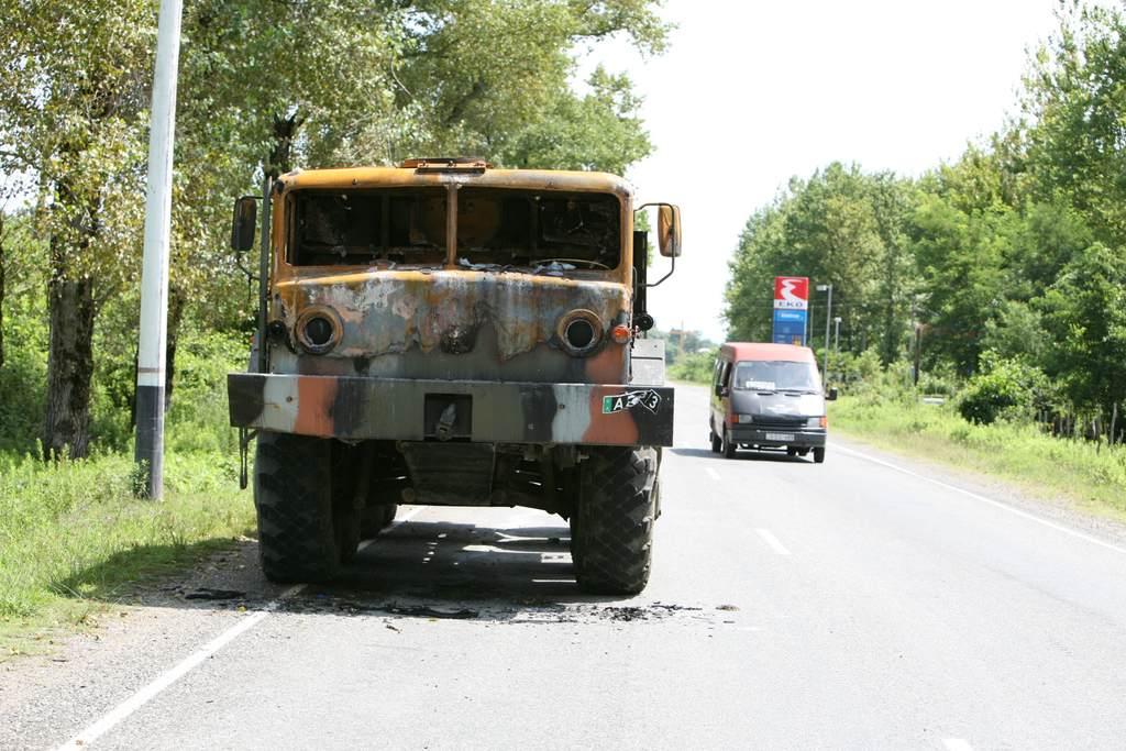 2008 South Ossetia War: Photos and Videos 4e90a82fde02