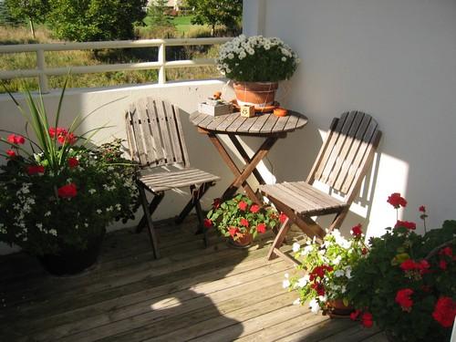 Идеи для оформления балконов и лоджий 9ca997fcb697