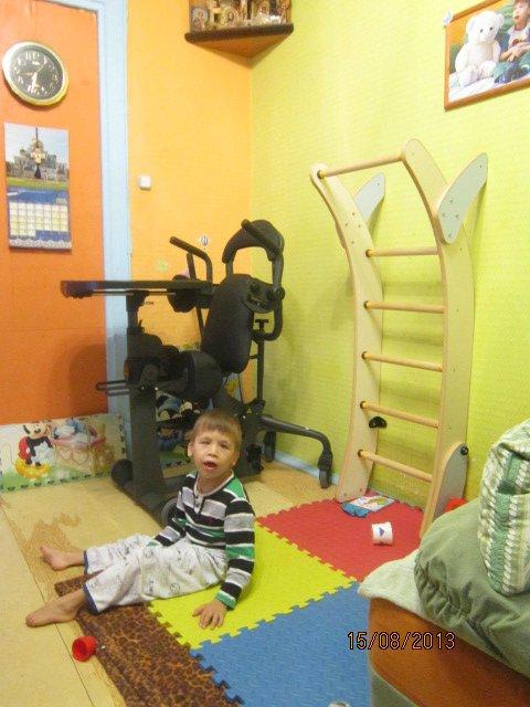 Антон Диванаев.5 лет. ДЦП, бронх. астма .SOS... A840cda1657b