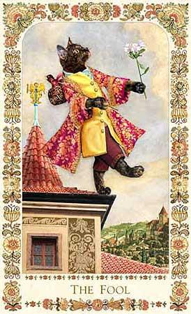 Таро Барочные Богемские Коты, The Baroque Bohemian Cats Aa123de8c6ec