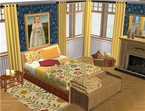 Спальни, кровати (деревенский стиль) - Страница 3 5aa35c2644a5
