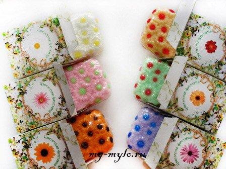 Цветочное  мыло - Страница 4 0a86af370bad