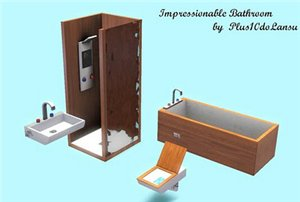 Ванные комнаты (модерн) - Страница 5 7b659c434b77