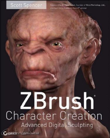 ZBrush Character Creation: Advanced Digital Sculpting 2e55c9387225